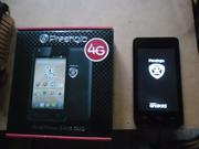 Сотовый телефон Prestigio MultiPhone 3405 DUO 4-х ядерный,  4G,  2 SIM-карты