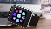 бренд  Смарт часы-телефон для iOS и Android